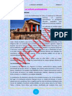 La Cultura Prehispánica