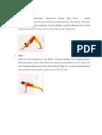 Yoga Nifas