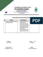 2.3.7.3 Penilaian Thd Efektifitas Struktur