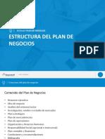 Estructura de Plan de Negocio