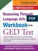 Education RLA Workbook