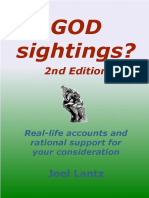 God Sightings 2 Nded