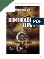 Commander X - Controlorii Lumii