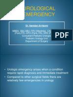 Dr.yus,SpB Urological Emergency