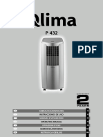 000324923_Manuale d'Uso Condizionatore P432