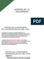 Hospital SISOL