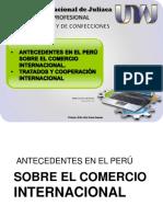 02 - El Peru y El Comercio Internacional
