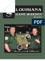 Louisiana Game Warden - Spring 2010 Magazine