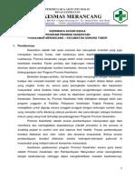 1.1.1.3 Kerangka Acuan Kerja Menjalin Komunikasi (Kak Promkes)