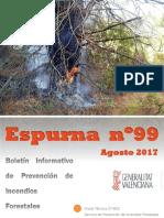 Boletín Espurna Agosto 2017