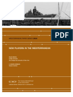 New Players in the Mediterranean