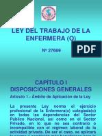 ley de trabajo de la Enfermera.pdf