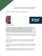Benedicto XVI y La Bioética