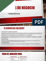 Cretividad Empresarial - Ideas de Negocio