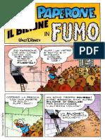393.Zio Paperone e Il Bilione in Fumo.