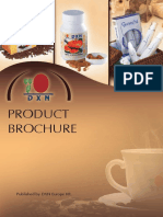 DXN Product Brochure