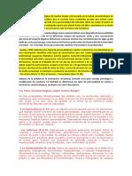 El Cuestionario Caracterológico de Gastón Berger Está Basado en La Teoría Caracterológica de Renne Lessene