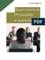 Kit de Supervivencia de Protocolo en La Empresa
