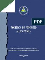 Políticas de Fomento PYME.pdf