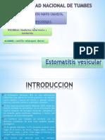 Estomatitis Vesicular