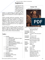 Enrique VIII de Inglaterra - Wikipedia, La Enciclopedia Libre