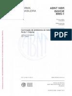NBR ISO 8995-1-2013 - Iluminação de Ambientes de Trabalho
