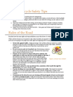 bicycle safety williamsnicholas