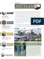 The Artisan - Northland Wealth Management - Summer 2013