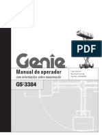 Manual PTA Genie - Tesoura