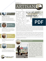 The Artisan - Northland Wealth Management - Autumn 2014