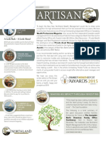 The Artisan - Northland Wealth Management - Winter 2015