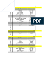 Consolidated Sheet 2016