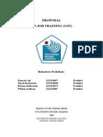 Proposal OJT2