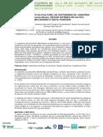 Desenvolvimento Silvicultural de Castanheira-da –Amazônia