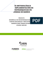 Guia de Microfranquicias.