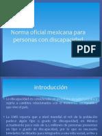 Ley Parala Discapacidad en Mexico