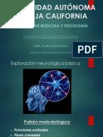 ExploracioÌn neuroloÌgica