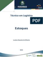 Caderno de Logstica Estoques