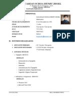 Curriculum Henry 2013