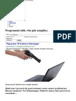 20 Processi Di Windows Che è Meglio Chiudere _ Trucchi _ Softonic