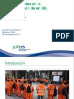 Desafíos y Retos en La Implementación de Un SG de HSE Para Una Contratista - CCS, 26 Set