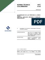 NTC 4144- Señalización en Edificios, espacios urbanos y rurales.pdf
