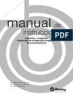 Frigo Balay 3KR7667P_Manual