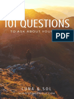 101 Questions to Ask About Your Life