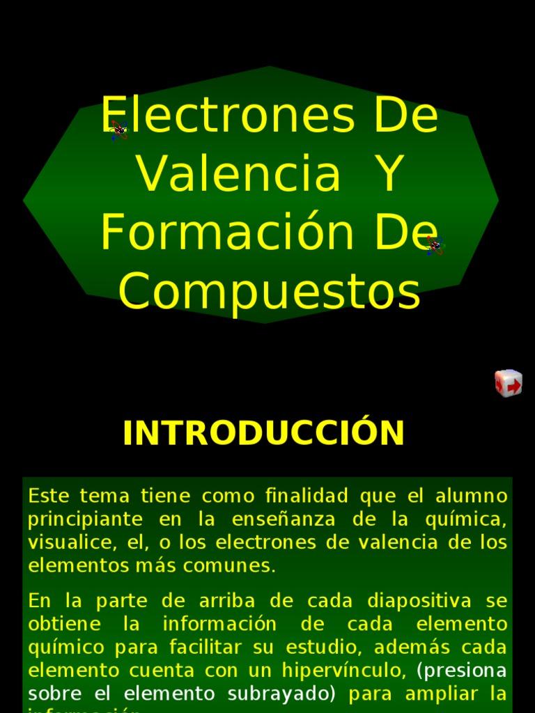 Electrones de valencia urtaz Choice Image