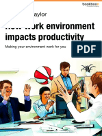 How Work Environment Impacts Productivity