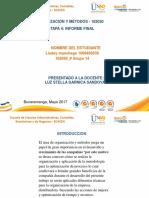Plantilla Presentacion Etapa4 InformeFinal 102030
