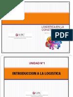 Introduccion Logistica en La Construcción