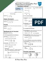 2° Teoría de Fracciones