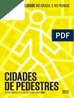 Cidades de Pedestres Miolo Degustacao